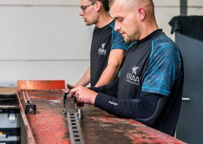 hefbrugkeuring en inspectie